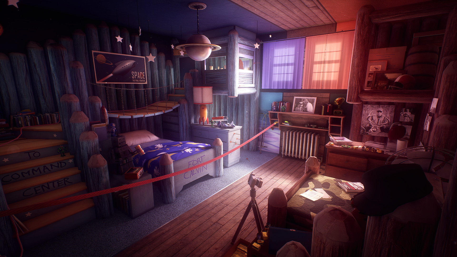 Best indie games of 2017 What Remains of Edith Finch