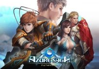 Azure Saga: Pathfinder review