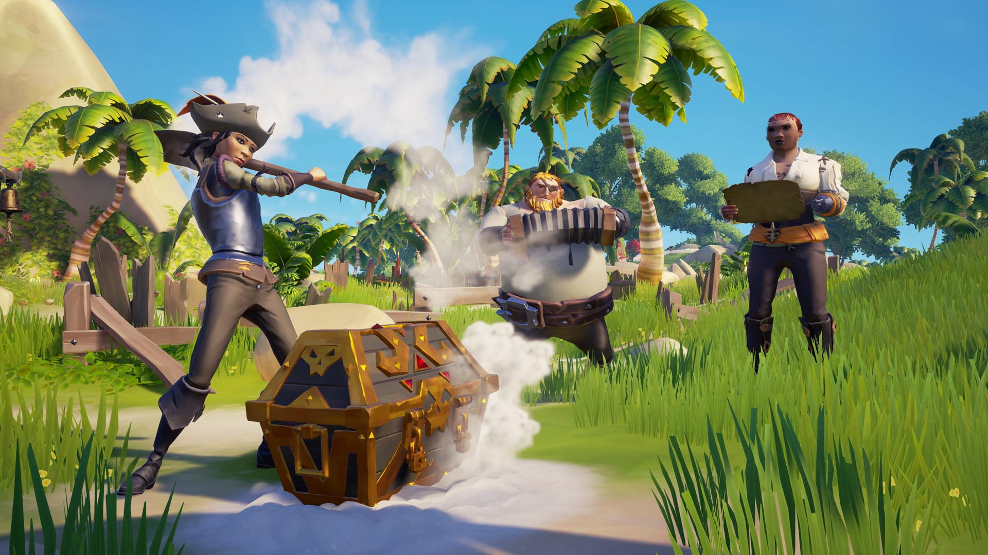 Sea of Thieves review - Treasure