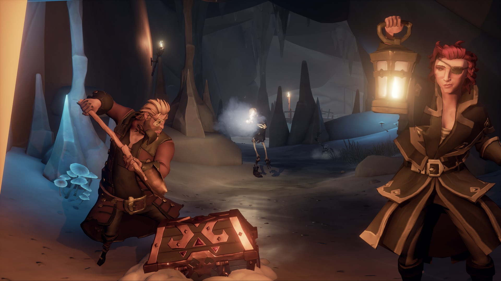 Sea of Thieves review - Co-op