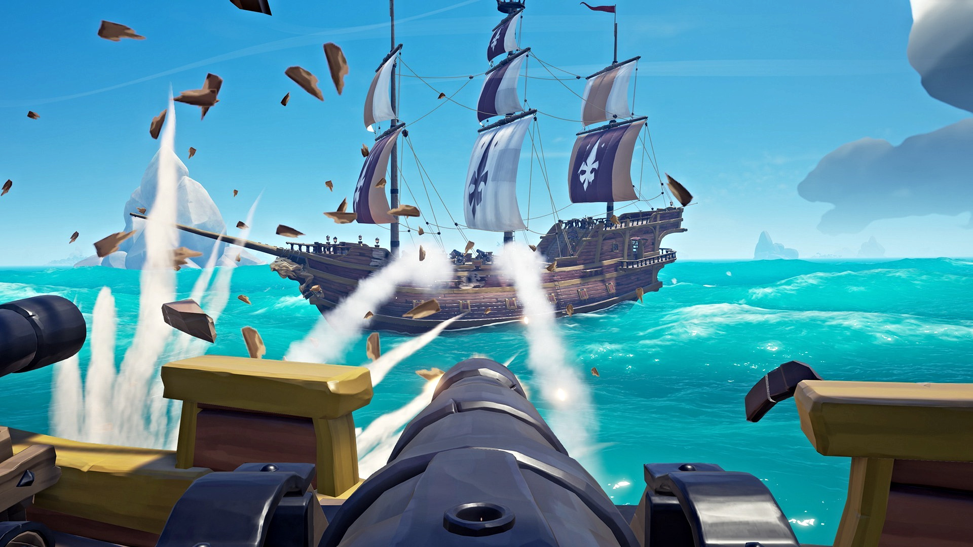 Sea of Thieves review - PvP