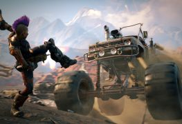 RAGE 2 gameplay