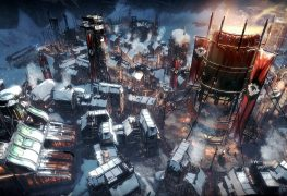 Frostpunk review cover