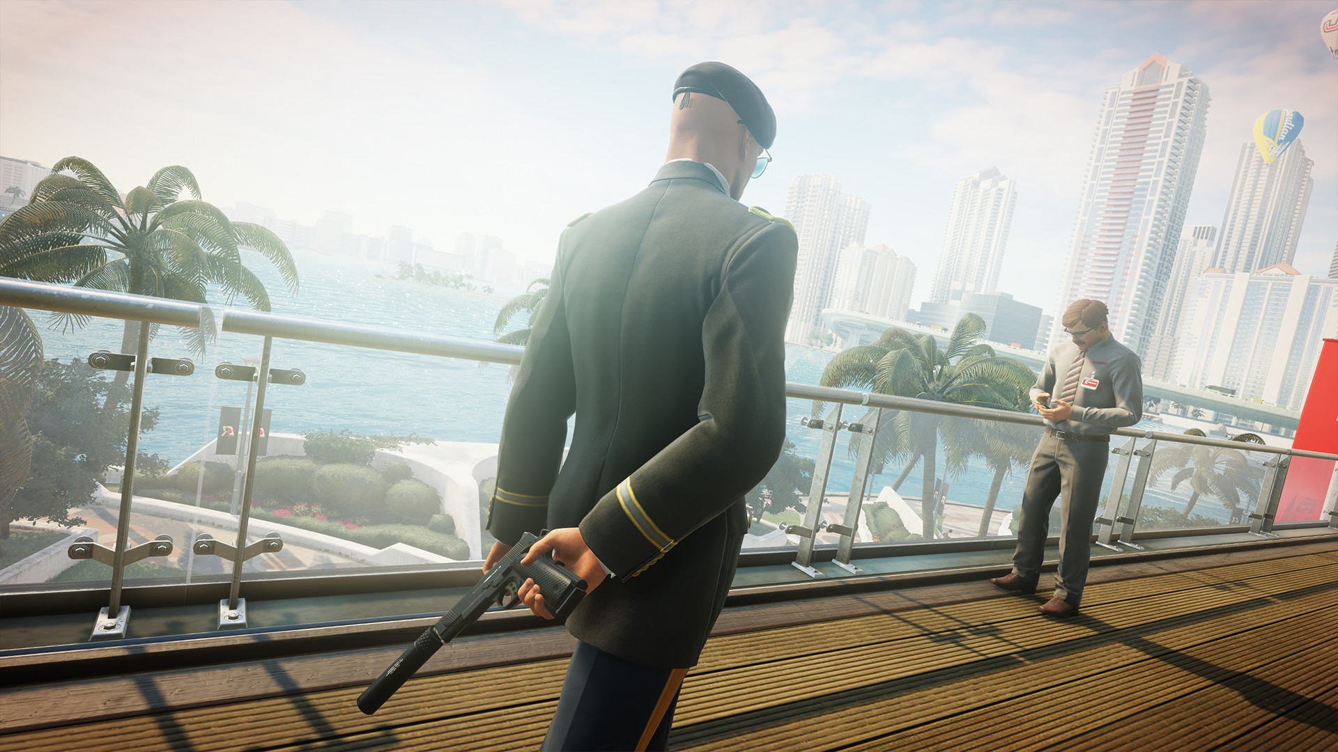 Hitman 2 assassination