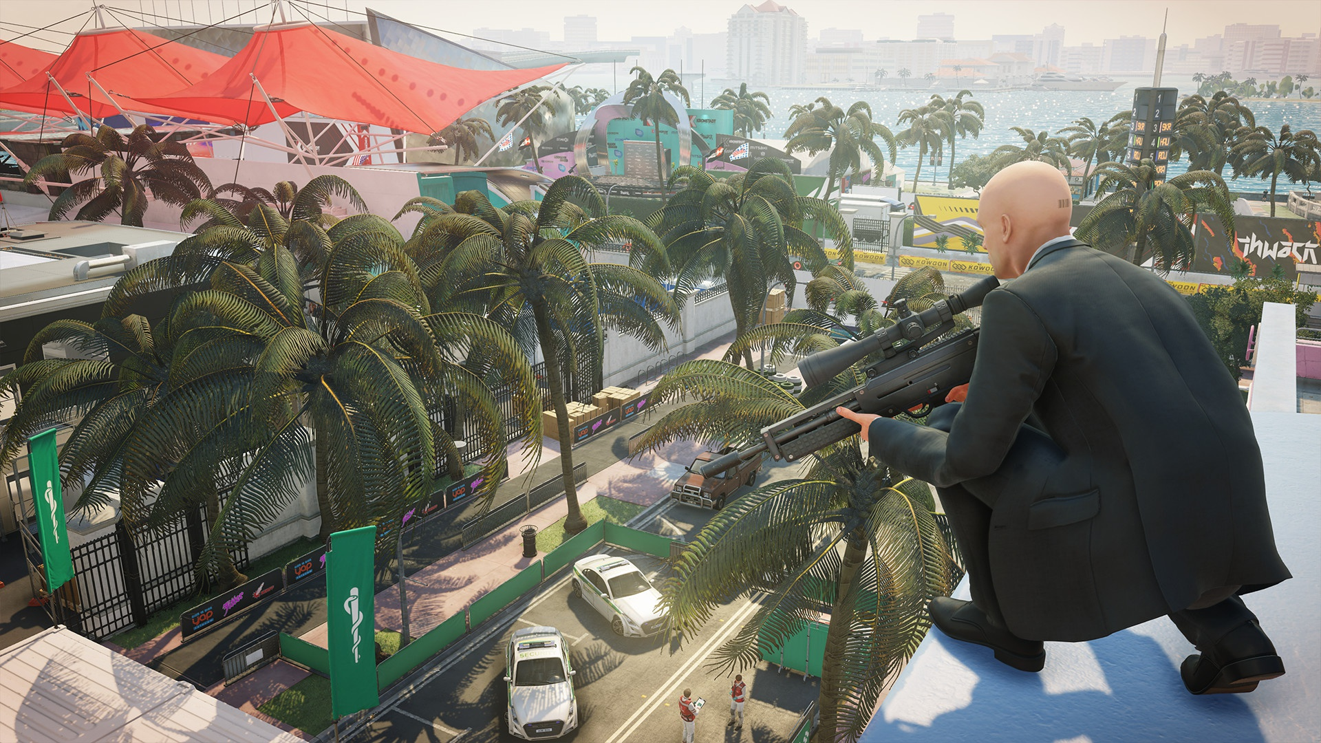 Hitman 2 Sniper Assassin