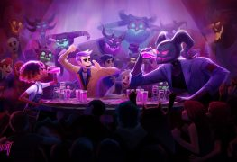 Afterparty gameplay