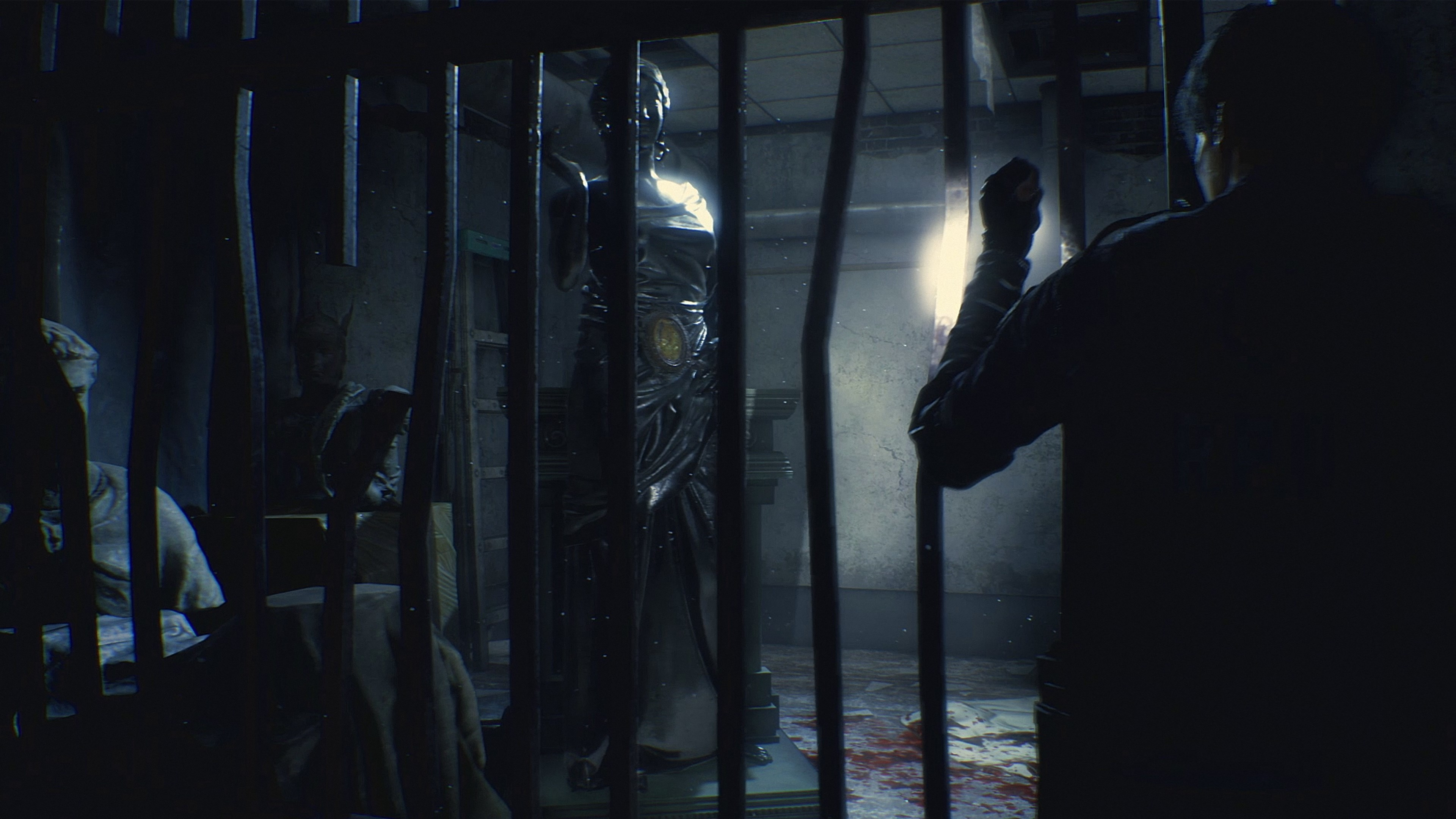Resident Evil 2 Remake puzzles