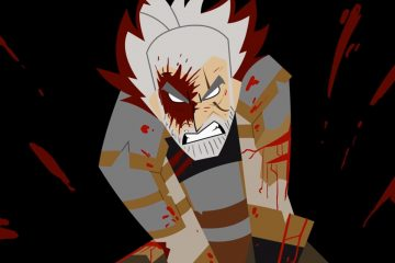The Witcher 3 Samurai Jack