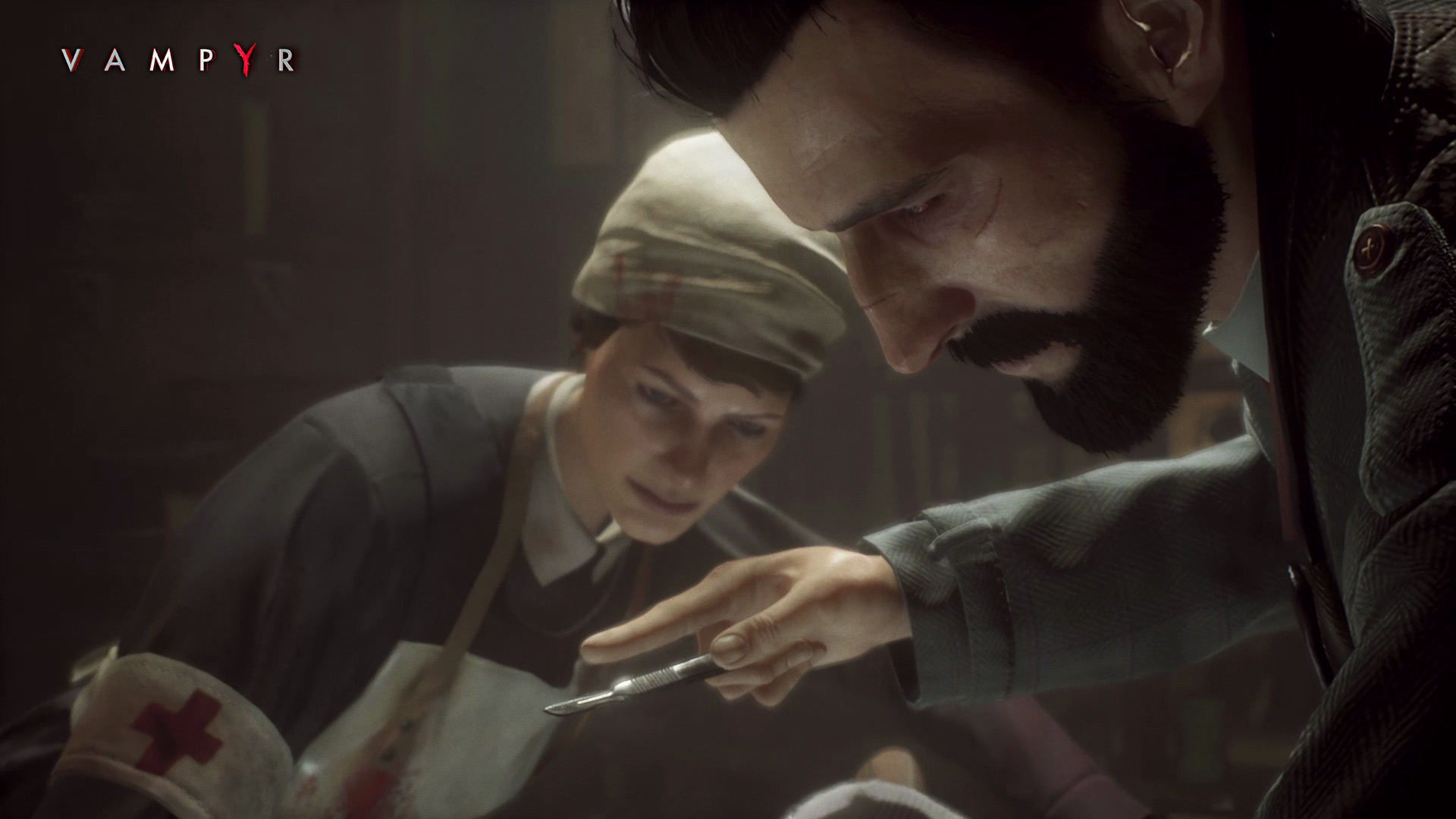 Vampyr review - doctor