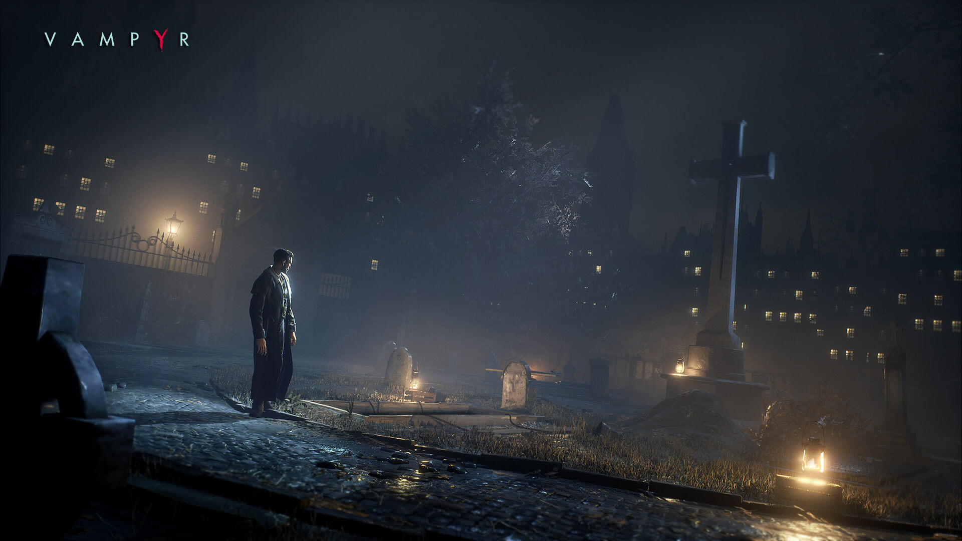 Vampyr review - environments