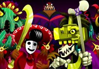 Guacamelee 2 release date - characters