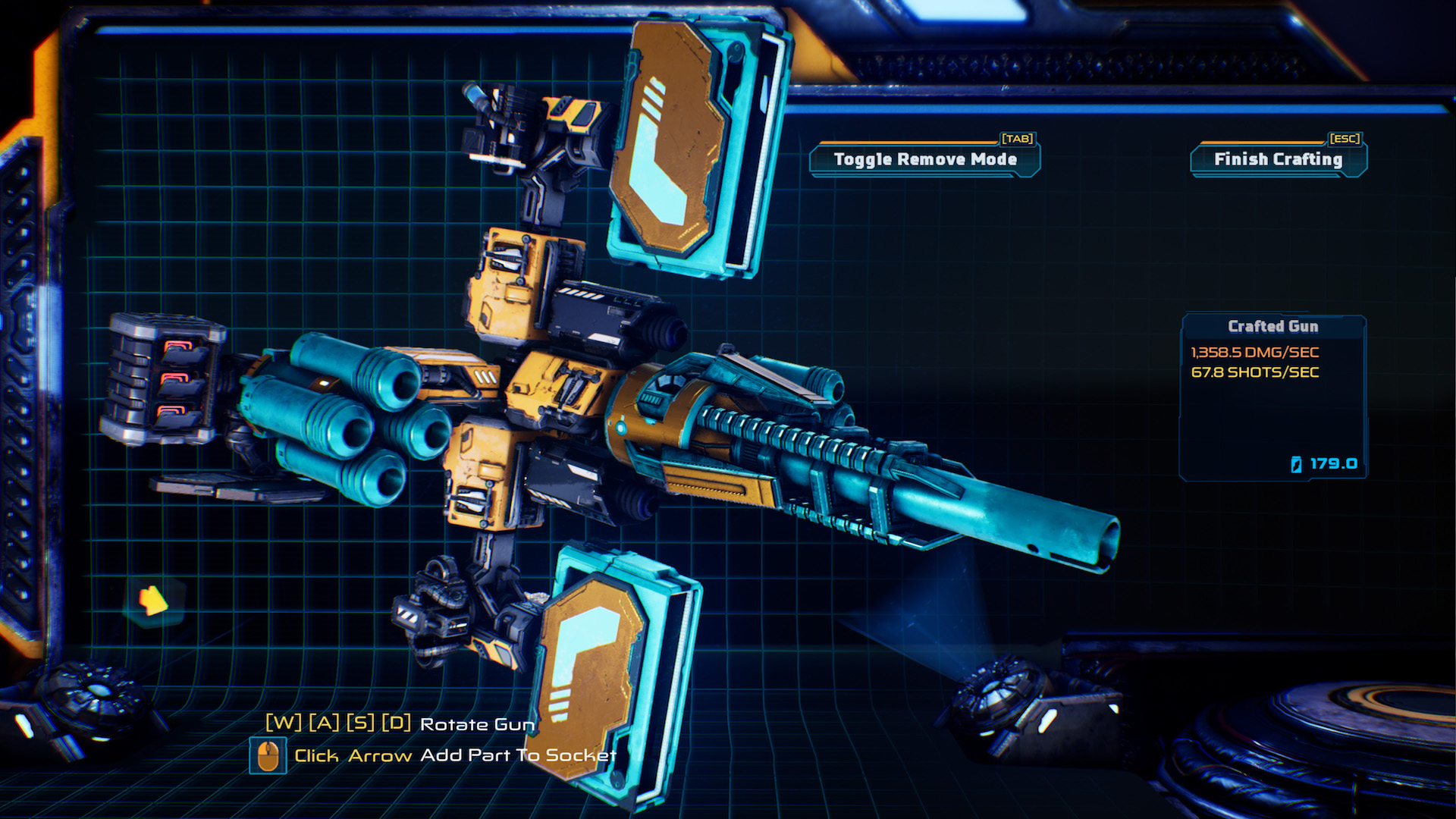 Mothergunship review