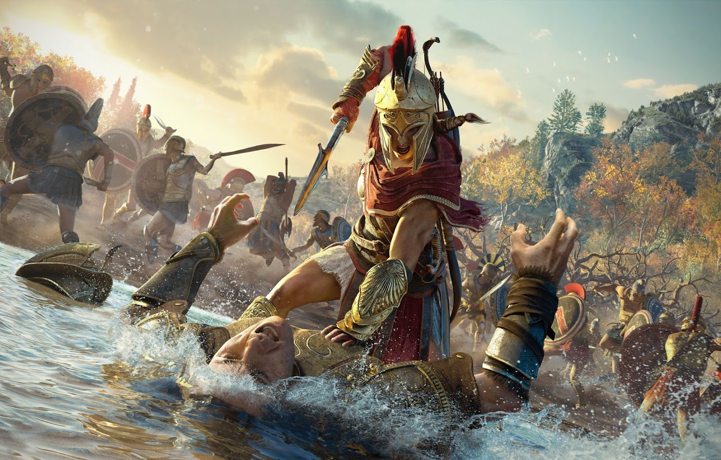 Assassin's Creed Odyssey Conquest Battles