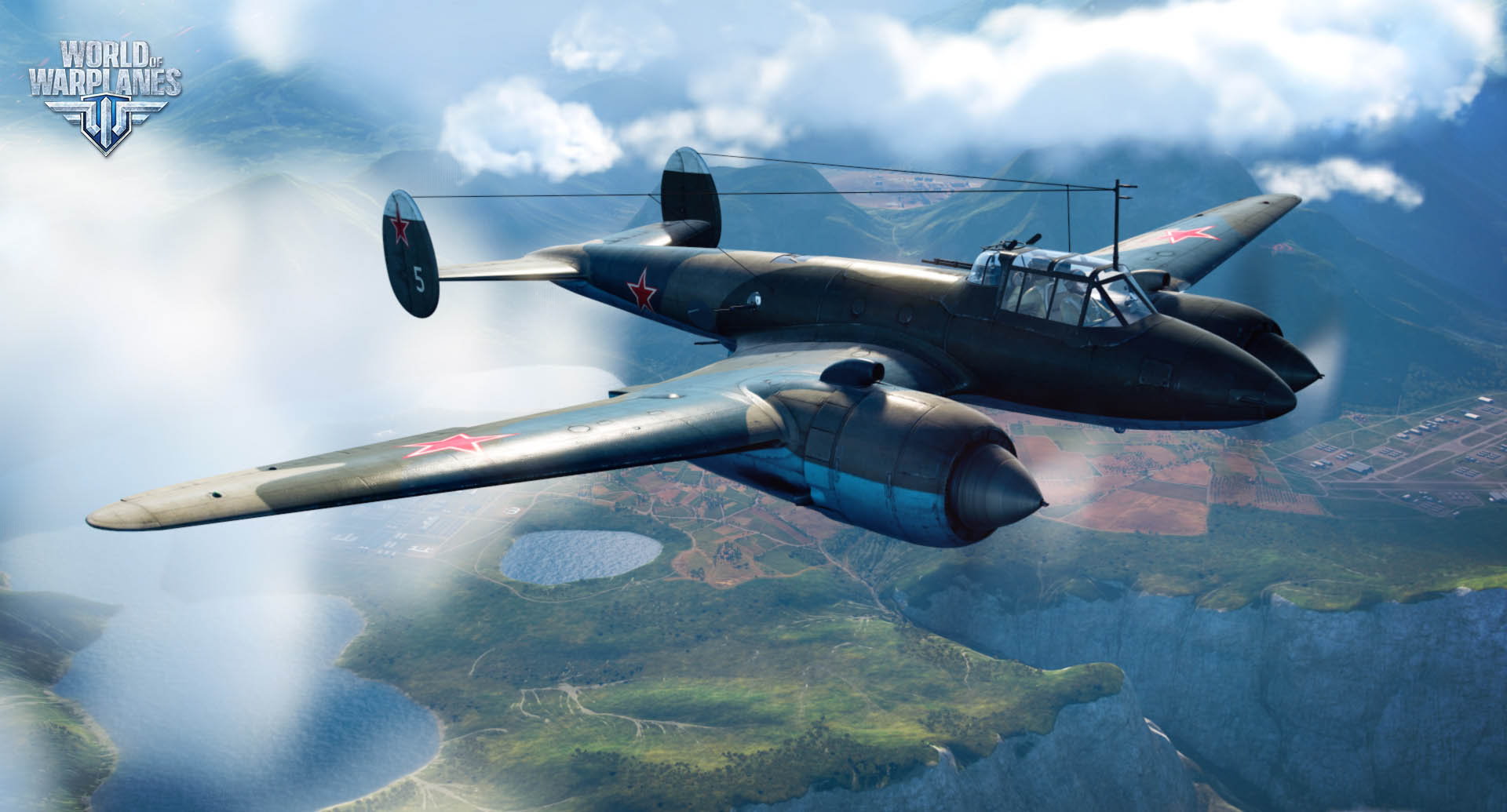 World of Warplanes Bombers
