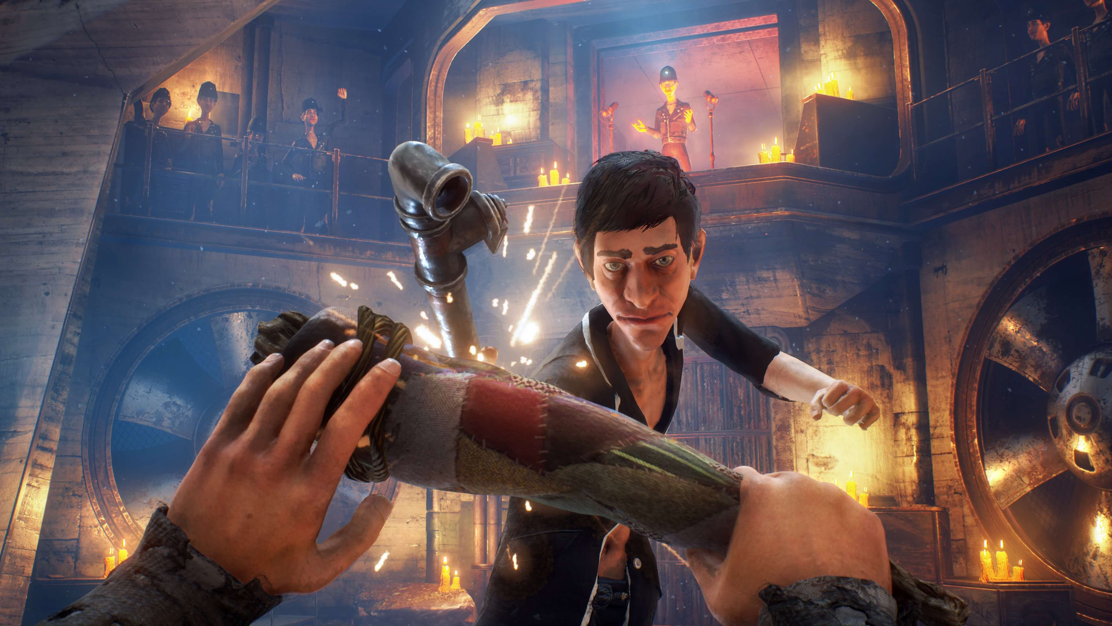 We Happy Few review - Combat