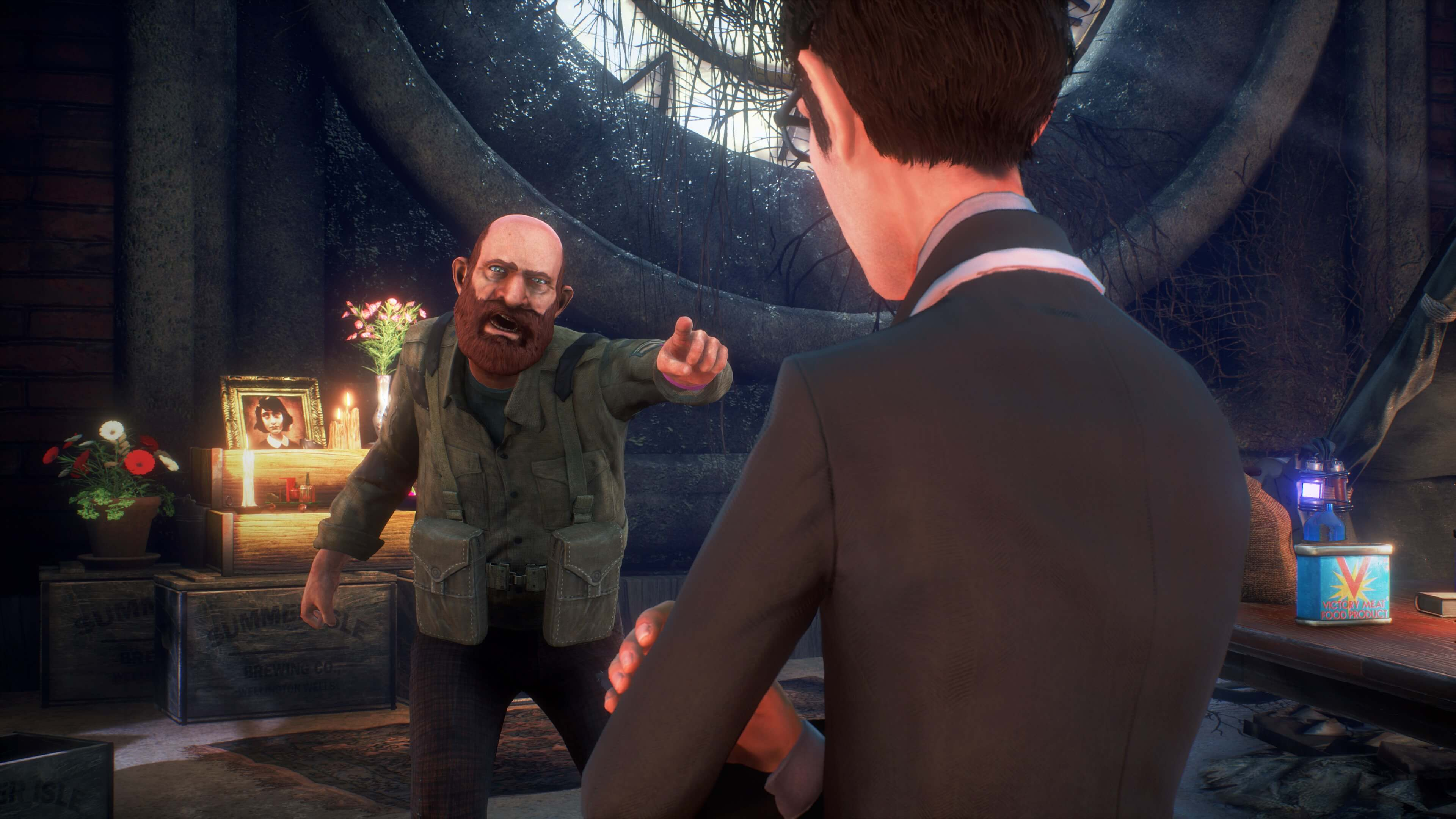 We Happy Few review - Characters