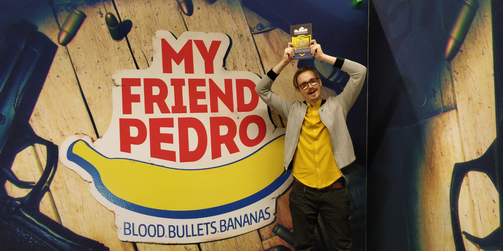 Best Games of Gamescom 2018 - My Friend Pedro