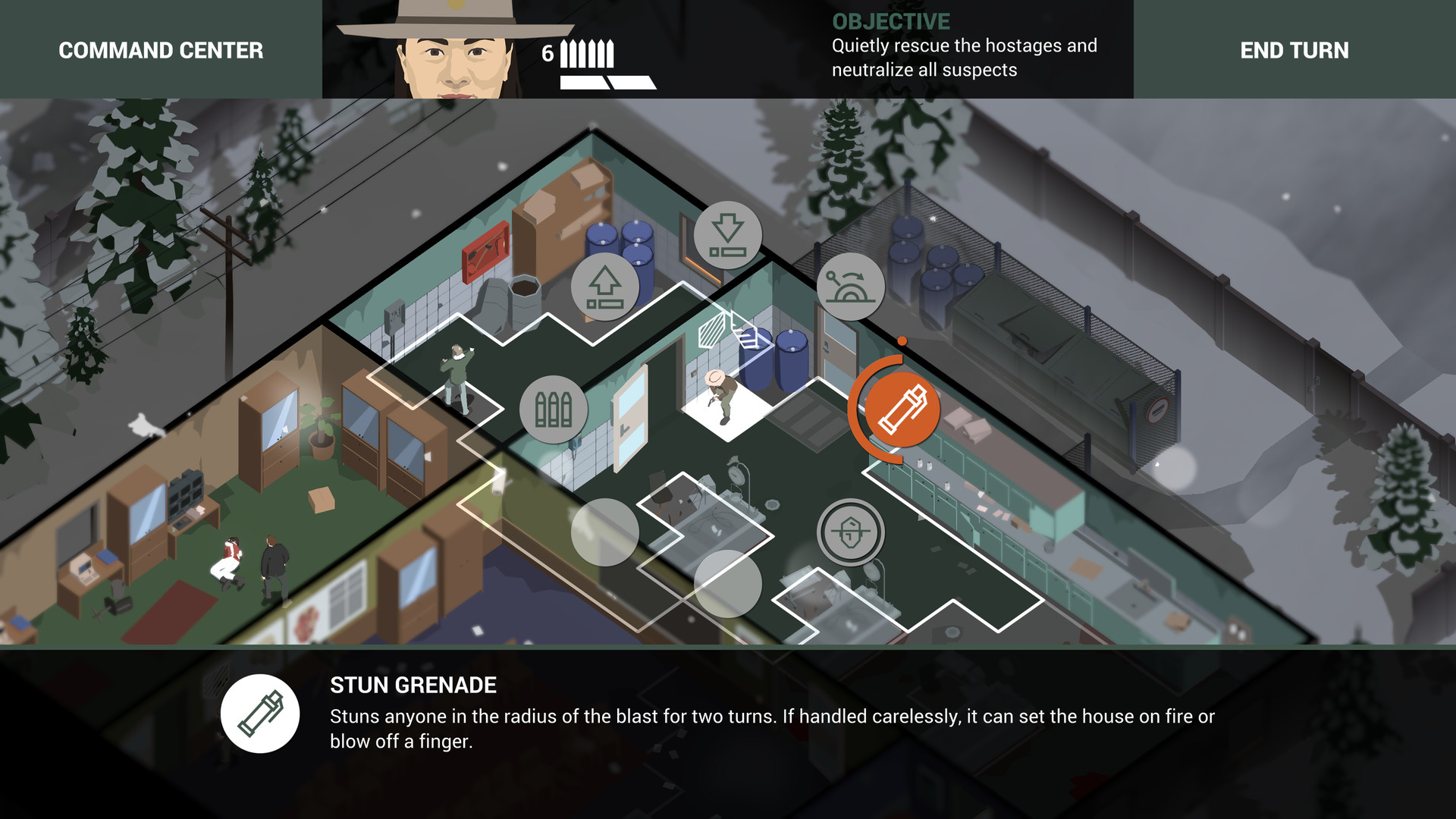 This Is the Police 2 review - Combat