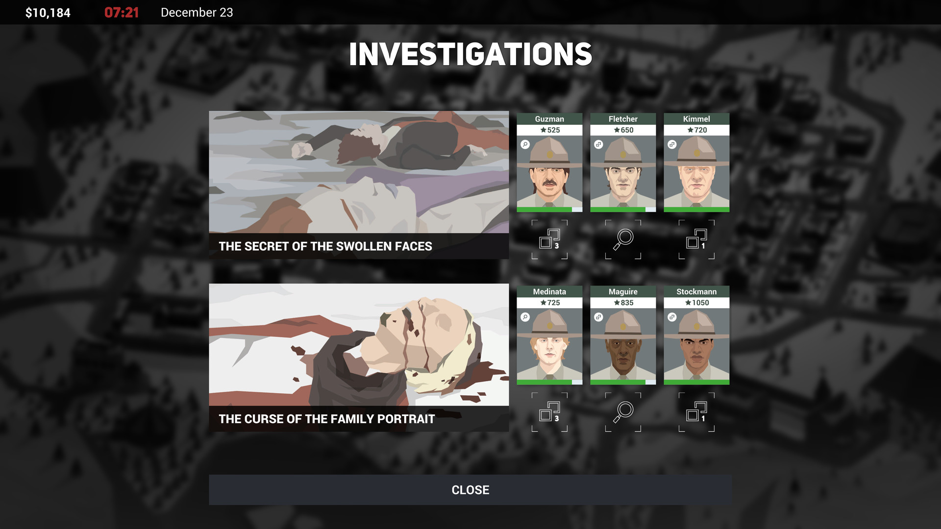 This Is the Police 2 review - Investigations