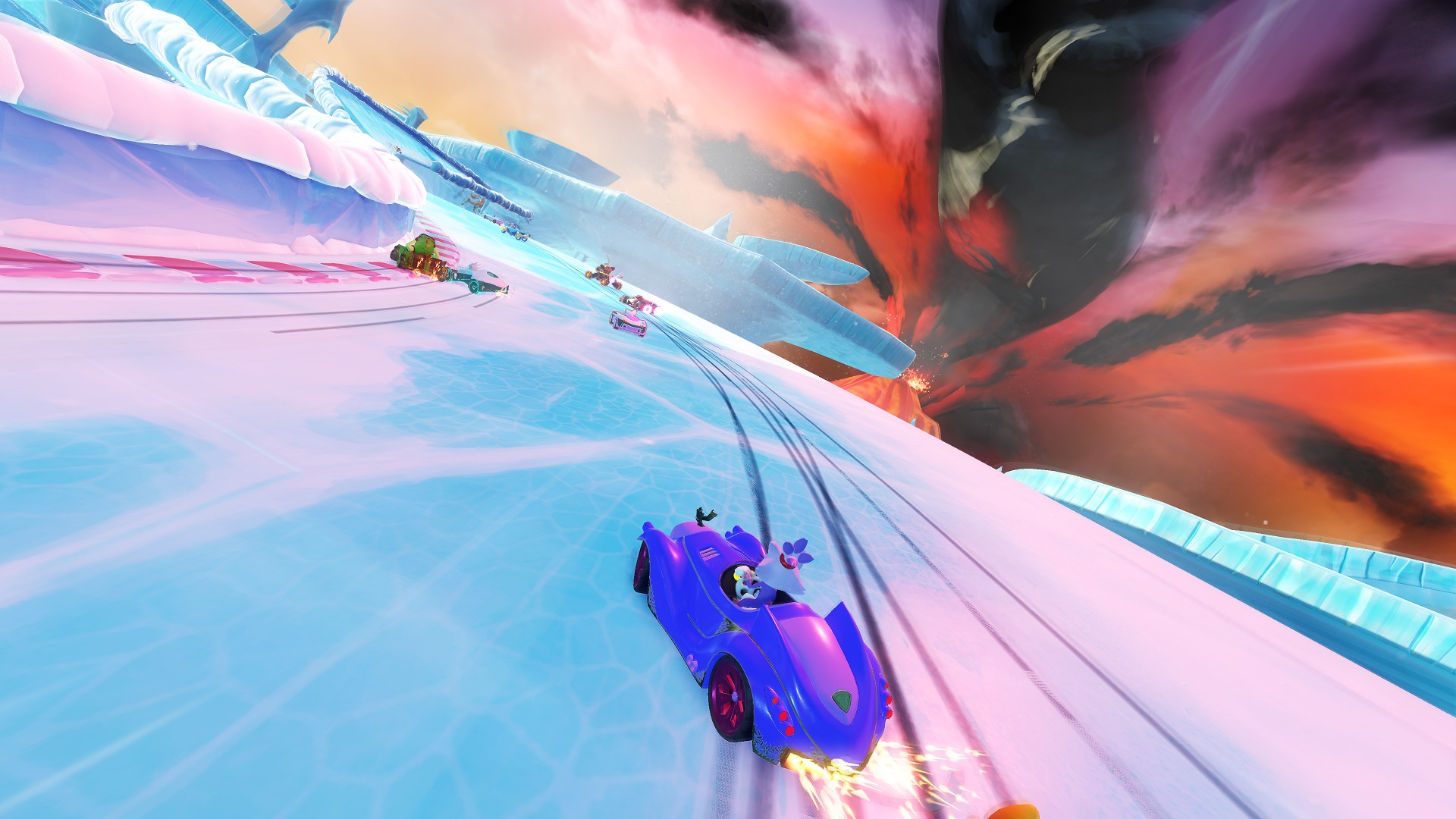 Team Sonic Racing Gamescom demo