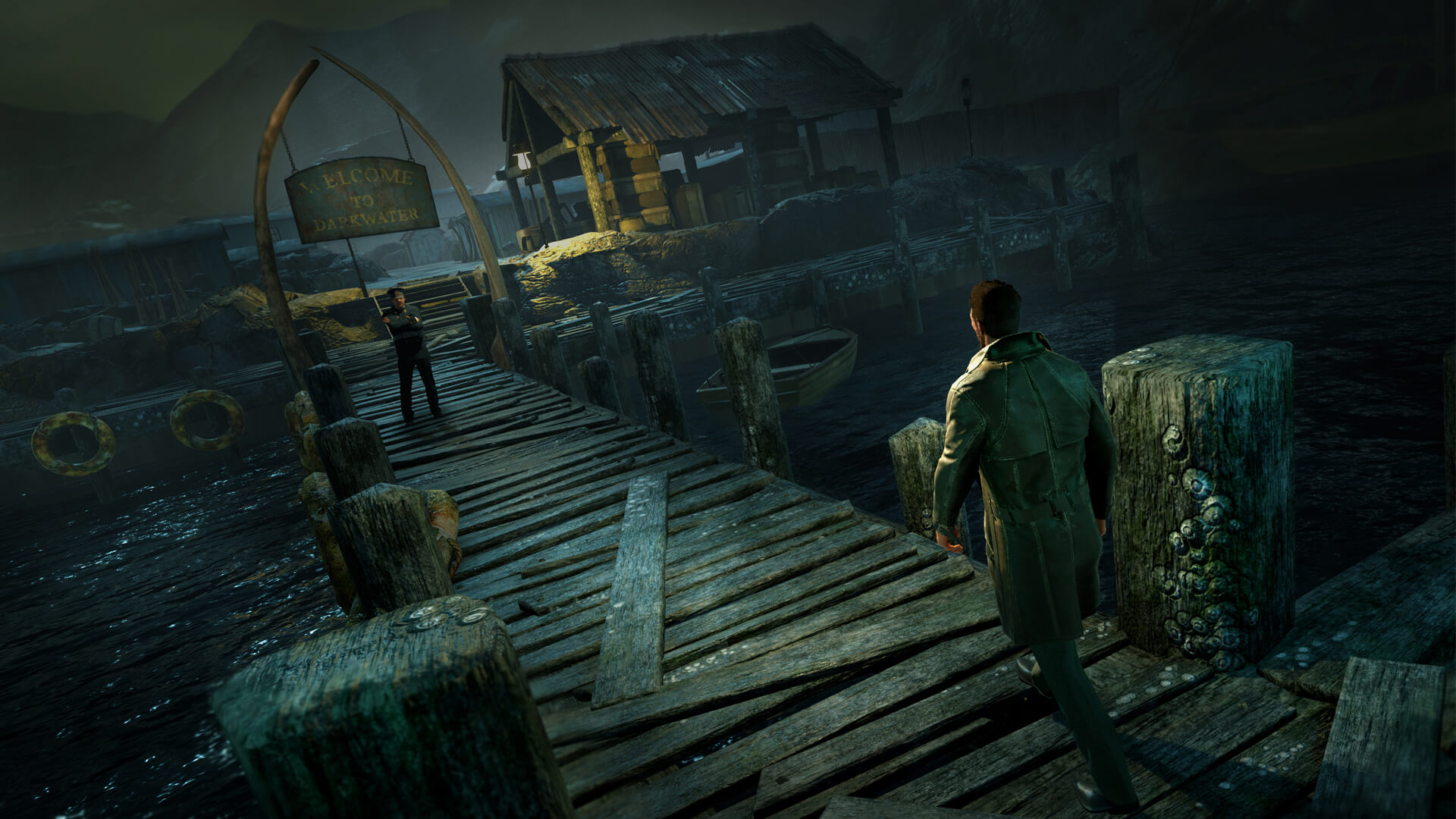 Call of Cthulhu review: Welcome to Darkwater