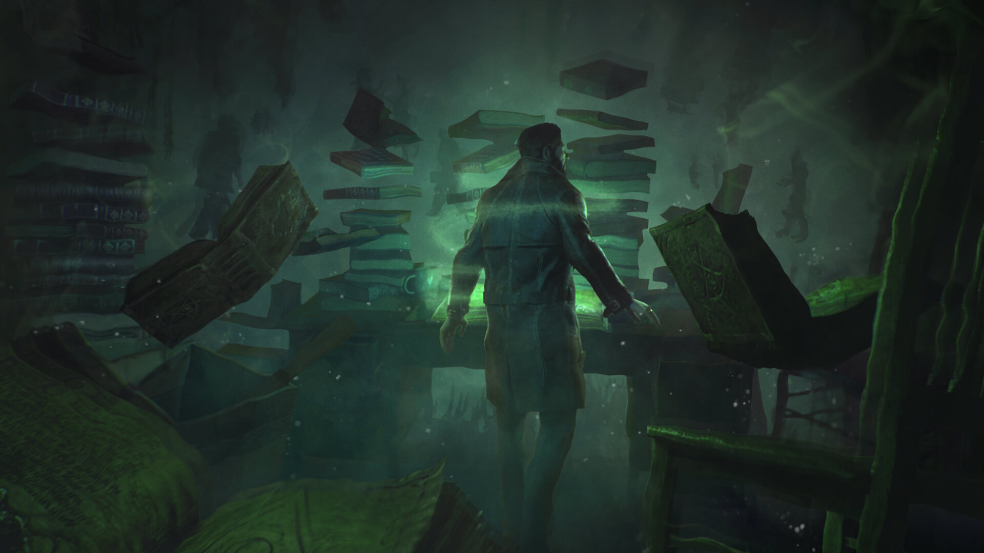 Call of Cthulhu review: Sea green