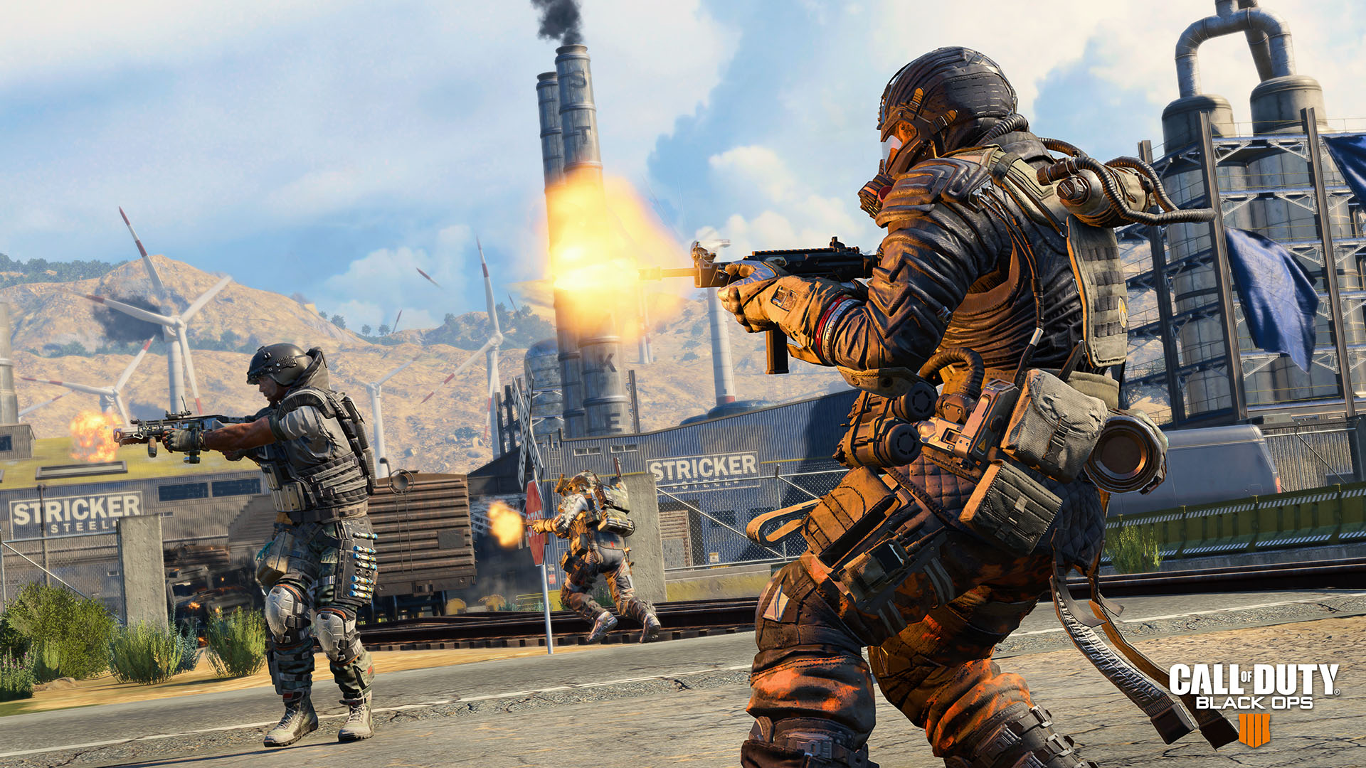 Call of Duty: Black Ops 4 Blackout Battle Royale