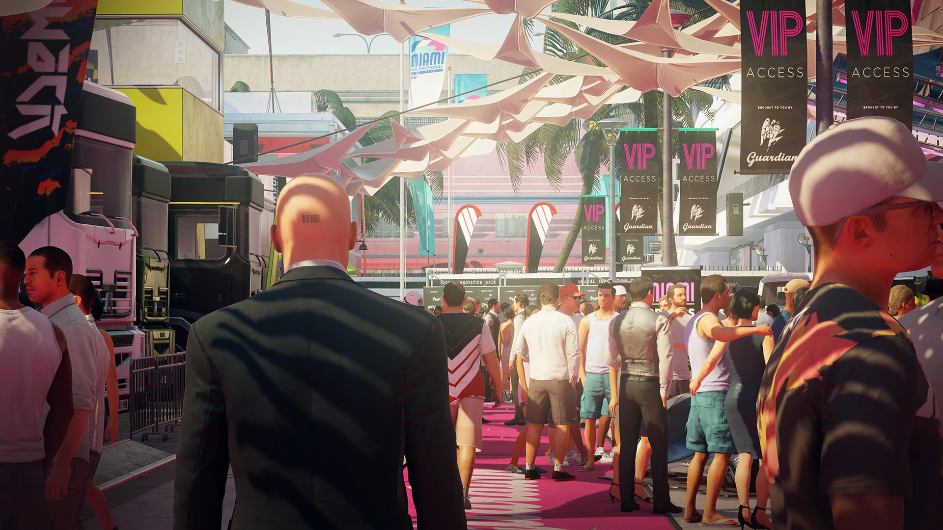 Hitman 2 review Miami