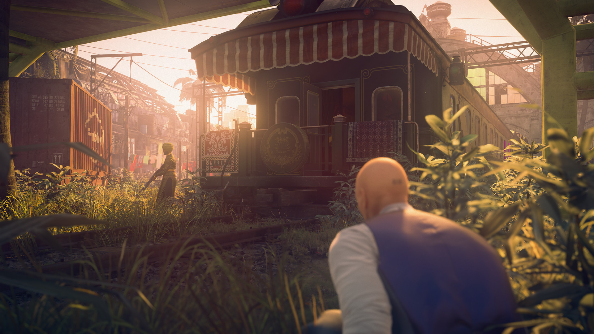 Hitman 2 review stealth