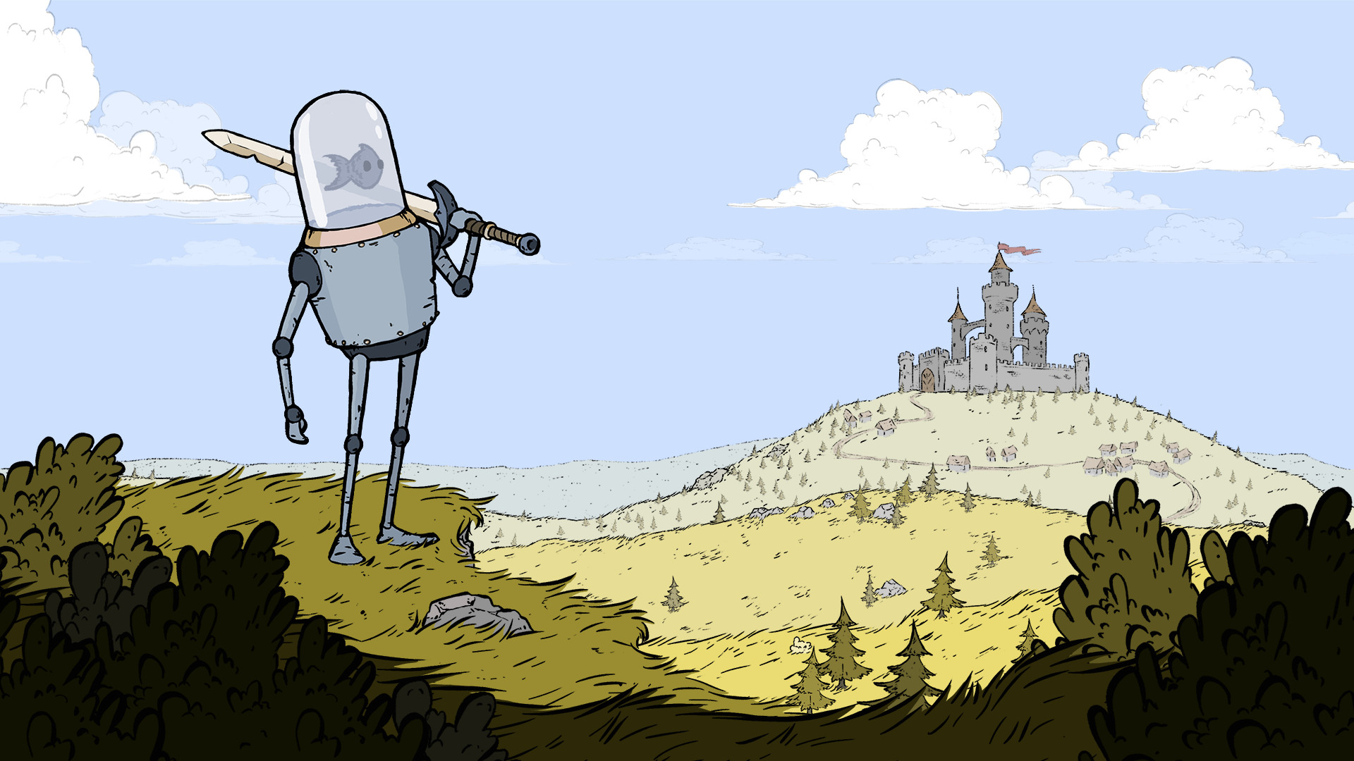 Feudal Alloy review
