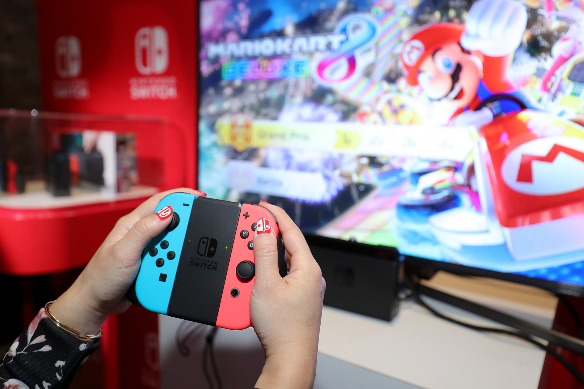 New Nintendo Switch in development