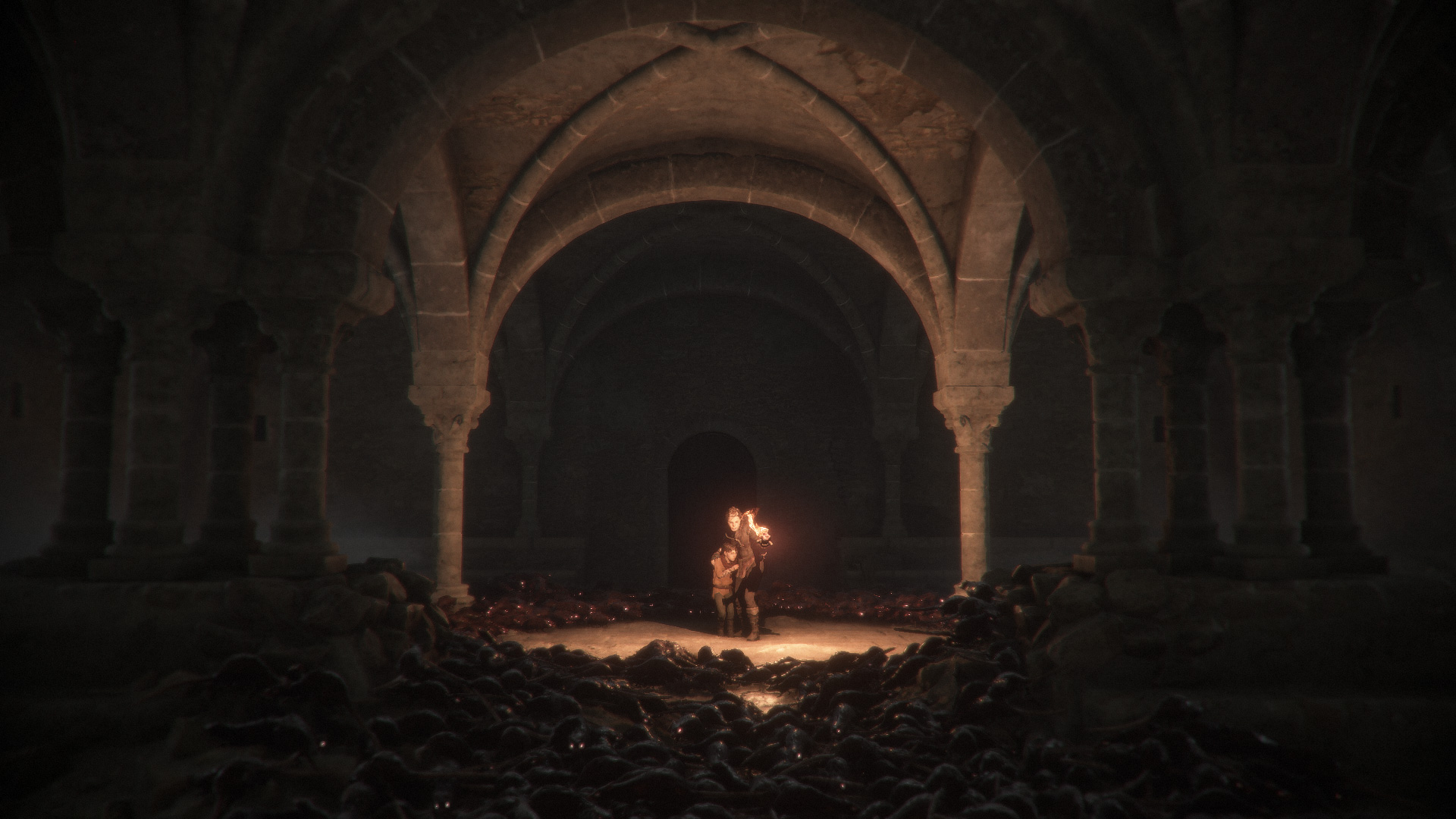 A Plague Tale: Innocence review - Rats everywhere