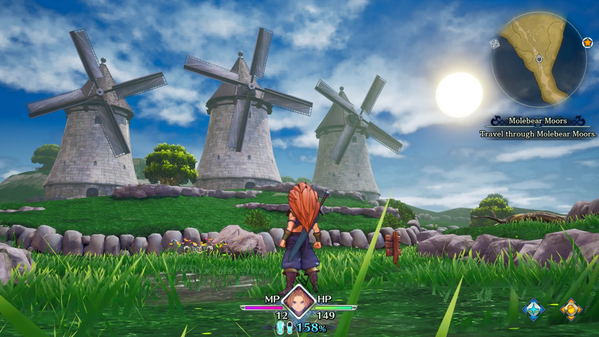 Trials of Mana Remake: Environment
