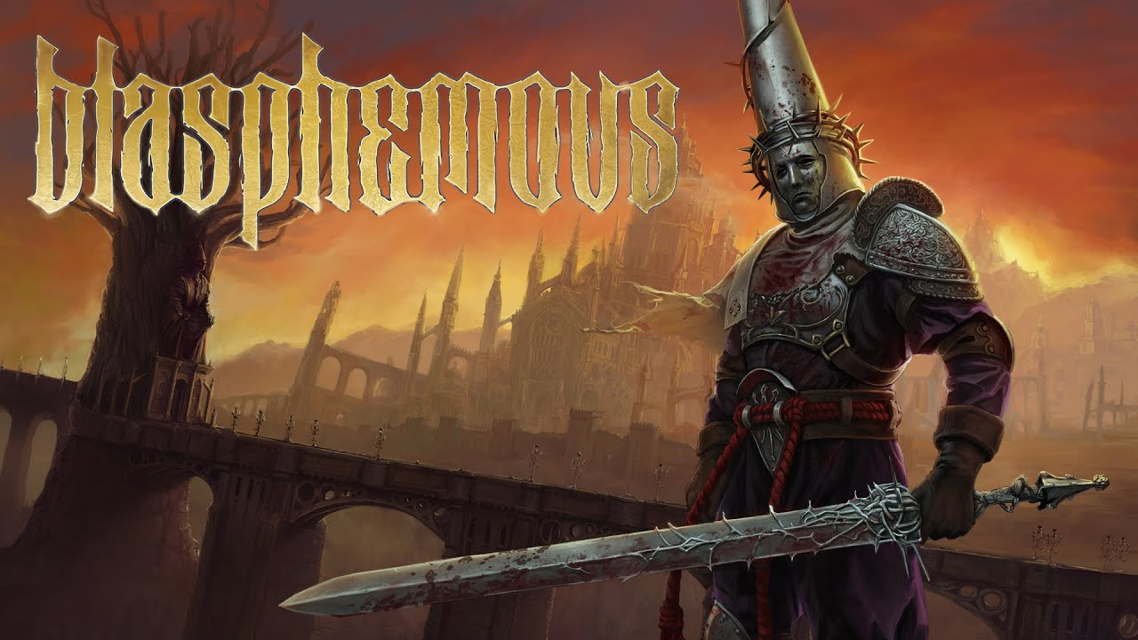 Blasphemous gameplay trailer