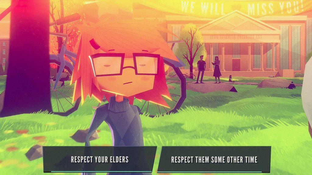 Jenny LeClue review: making choices