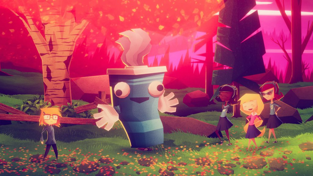 Jenny LeClue review character