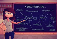 Jenny LeClue review