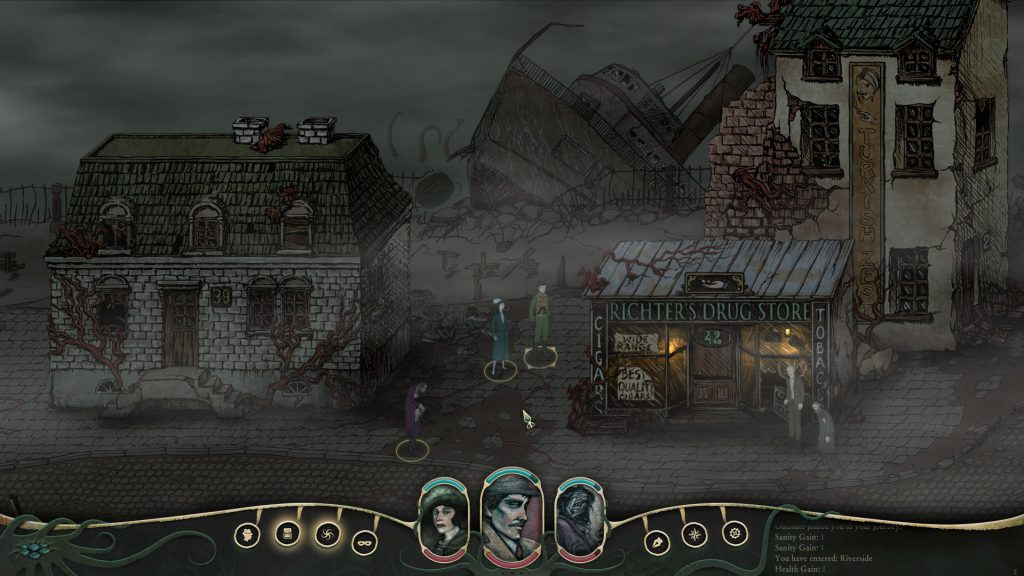 Stygian: Reign of the Old Ones review - Arkham