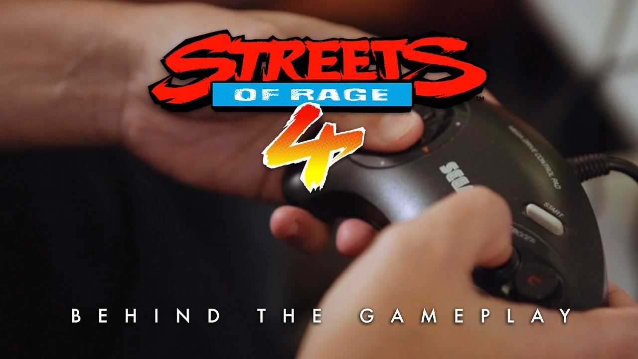The dev team shares their inspirations in a new Streets of Rage 4 developer diary.