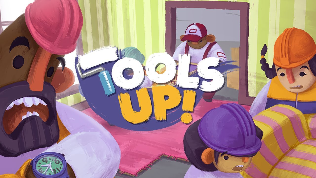 Tools Up trailer