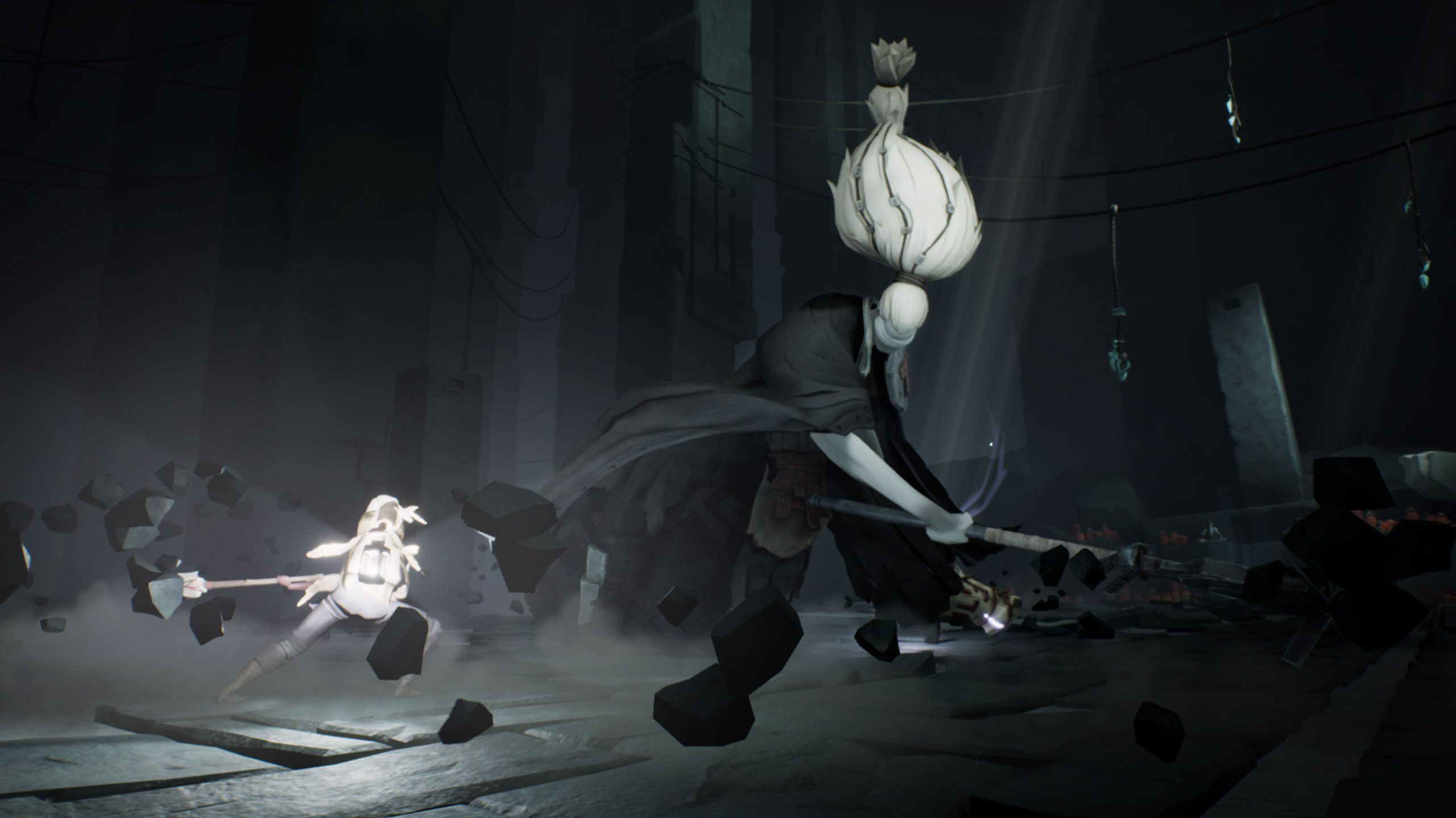 Ashen review - Soft Visuals and Sounds