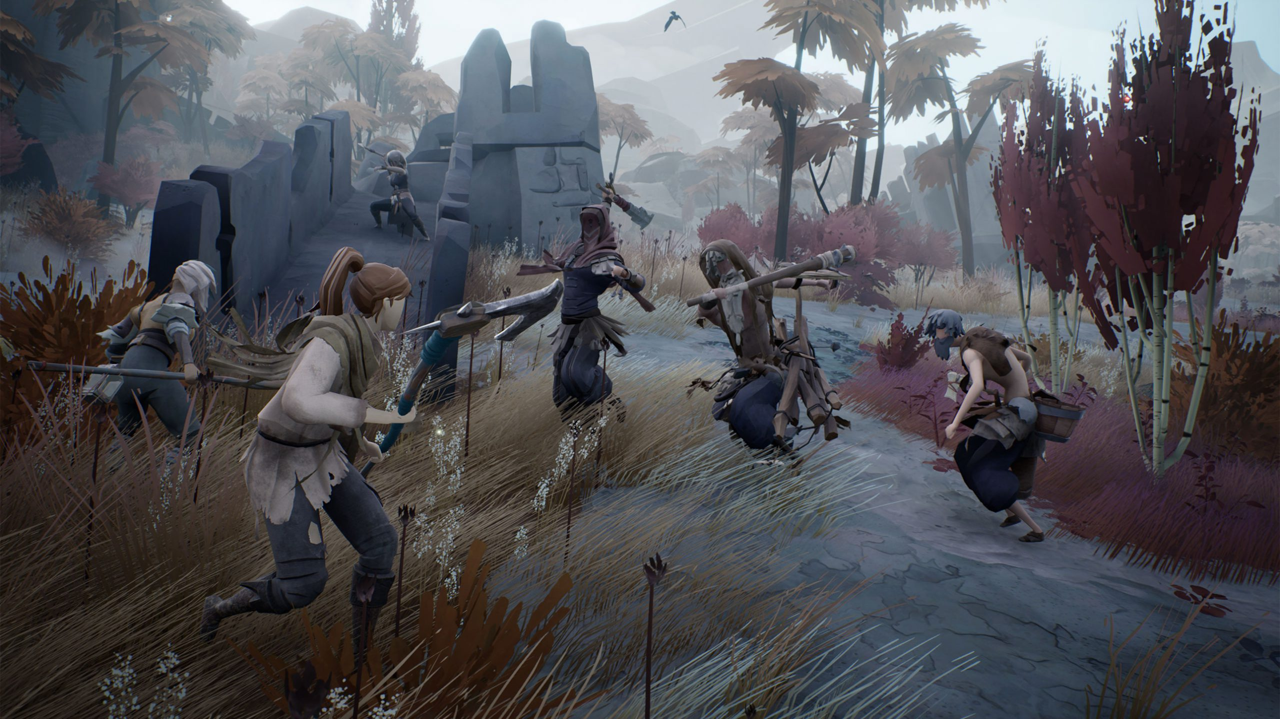 Ashen review - AI or You and I?
