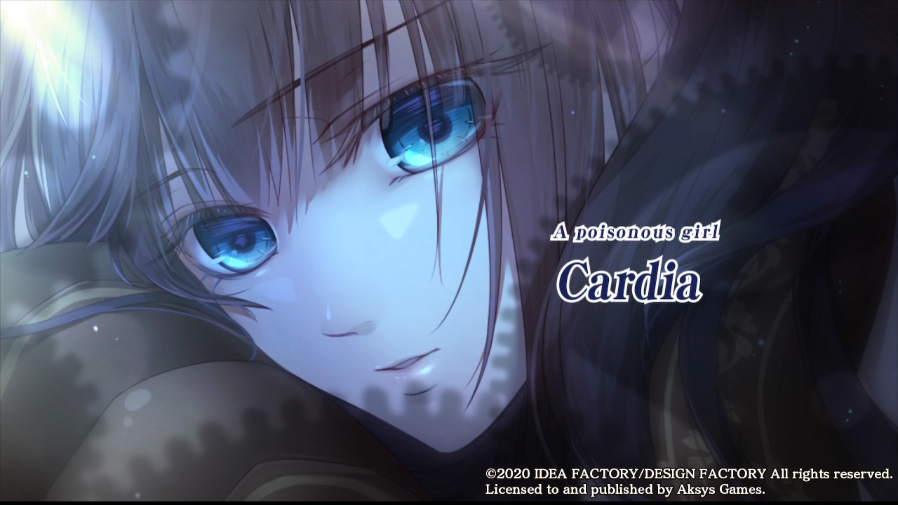 Code: Realize Guardian of Rebirth protgoniat, Cardia