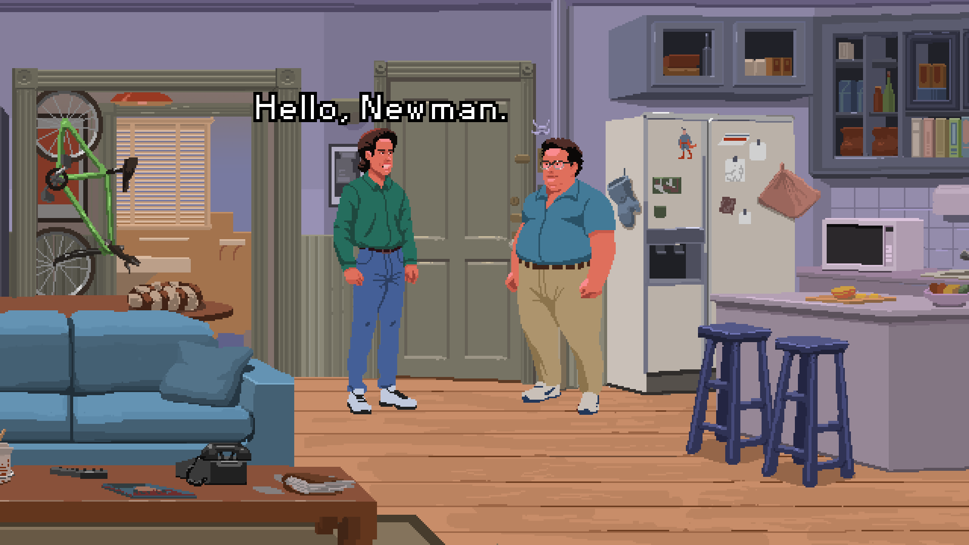 Seinfeld video game