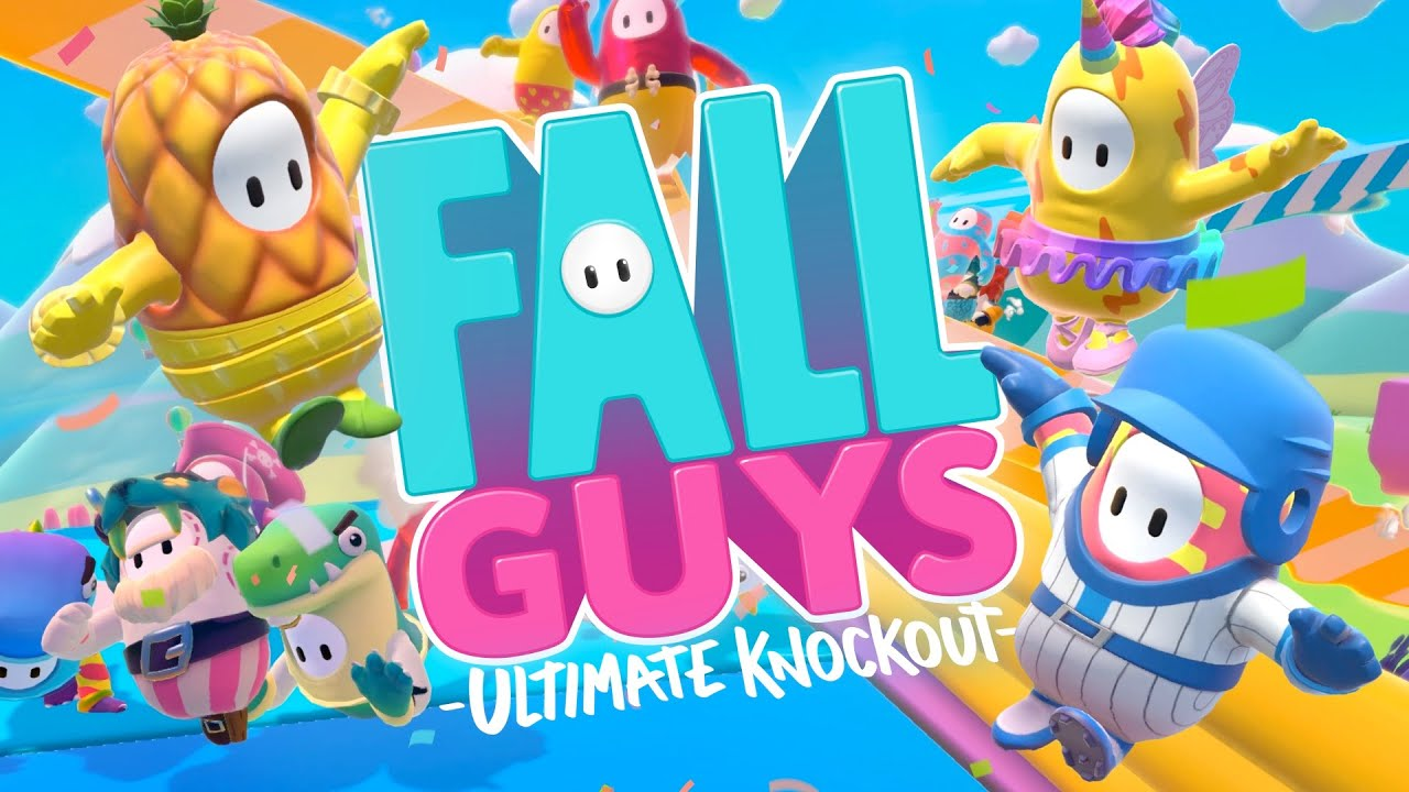 Fall Guys beta