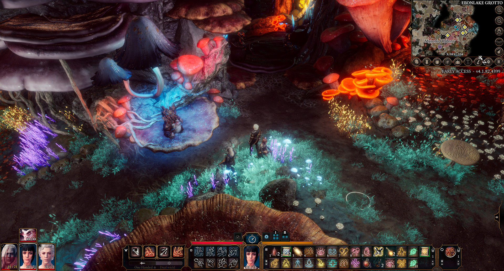 Baldur's Gate early access preview
